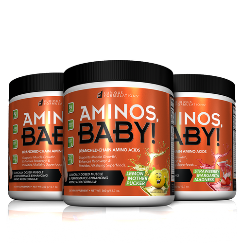 AMINOS, BABY! 3-PACK SUPER STACK