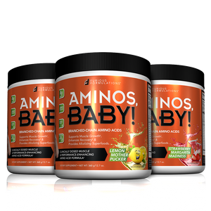 Amino's 3-PACK SUPER STACK