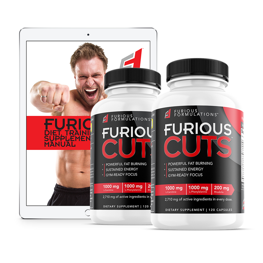 FURIOUS CUTS 60 DAY STACK