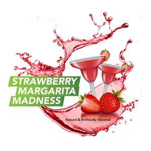 AMINOS, BABY! | BCAAs | STRAWBERRY MARGARITA MADNESS - FURIOUS FORMULATIONS Inc
