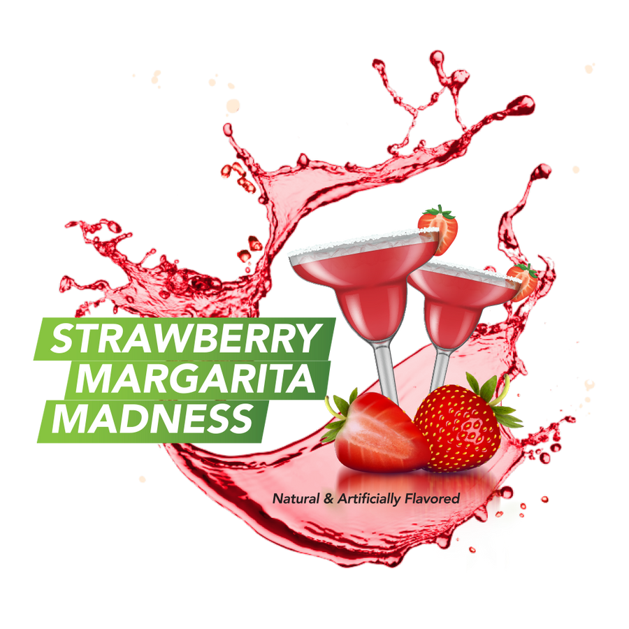 AMINOS, BABY! | Strawberry Margarita Madness