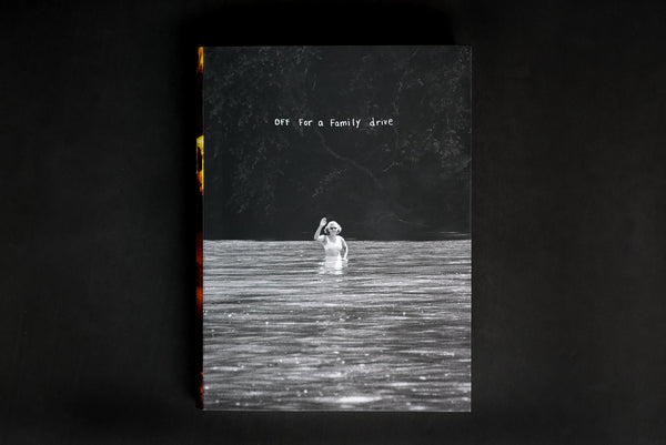 "BOOK + PRINT ""Off for a Family Drive"" Second edition, limited to 25."