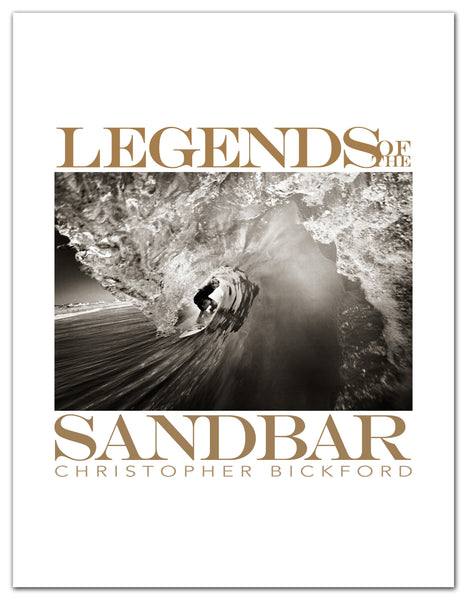 Legends of the Sandbar - Christopher Bickford - Signed