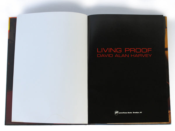 Living Proof - Signed - David Alan Harvey