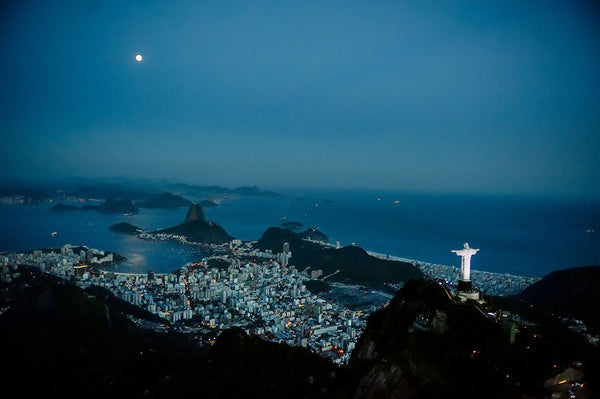 Brazil Collection Set of 22 Images + Signed Original Hardcover Folio of (based on a true story)