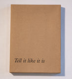 Tell It Like It Is - Collector Edition - Signed- David Alan Harvey