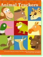Animal Trackers: Full Program Curriculum Book