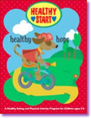 Healthy Hops: Preschool nutrition and physical activity program