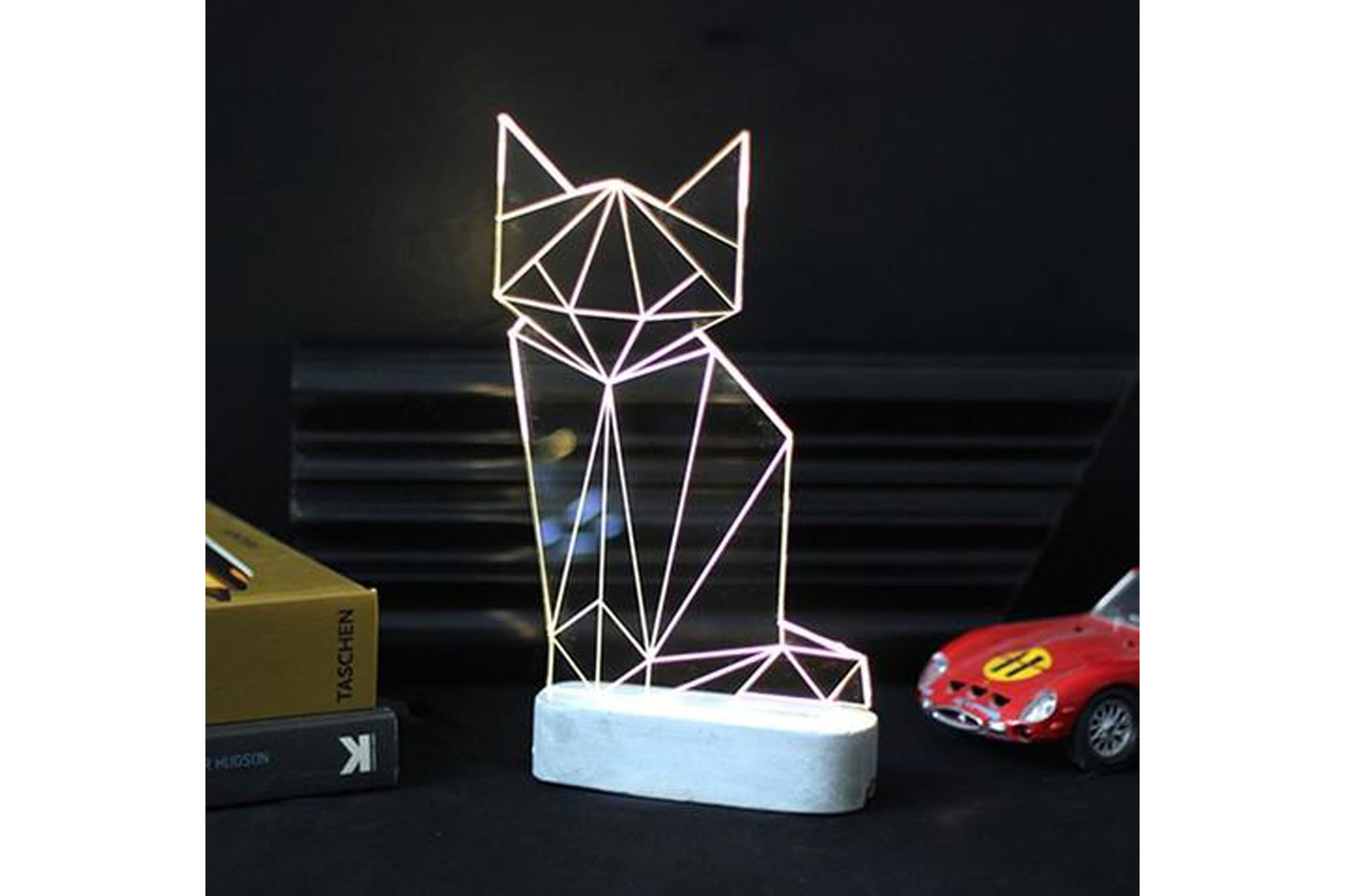 Cat Desk Lamp
