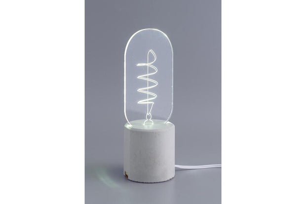 Swirl Desk Lamp