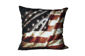 Open image in slideshow, American Flag Pillow
