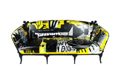 Peace Seekers Sofa