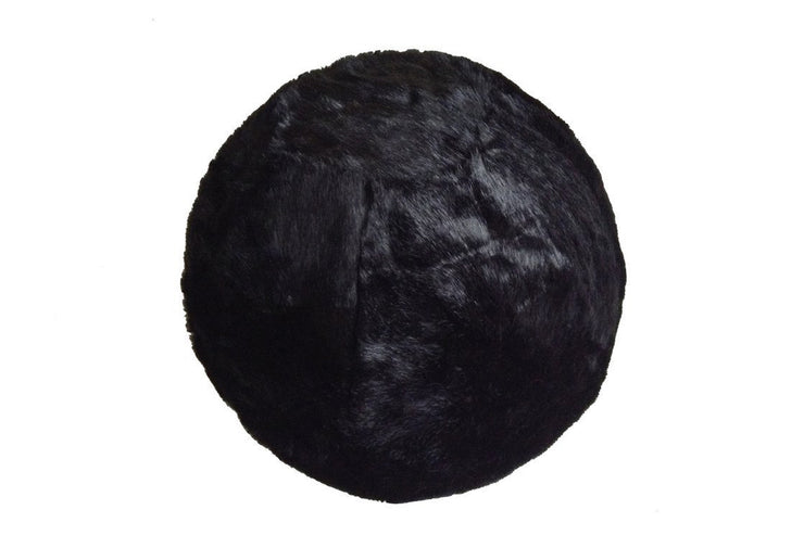 Furry Faux Fur Yoga Ball