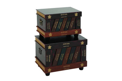 Booksmart Storage Trunks