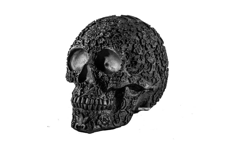 Sugar-skull Black Small