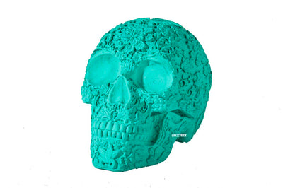 Sugar skull Blue Small