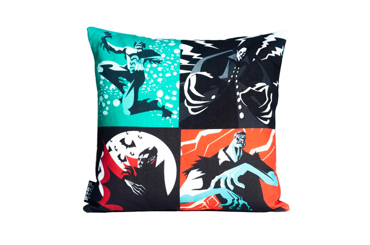 Pop Thrills III Pillow