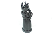 Gunmetal Dog Chess Pieces