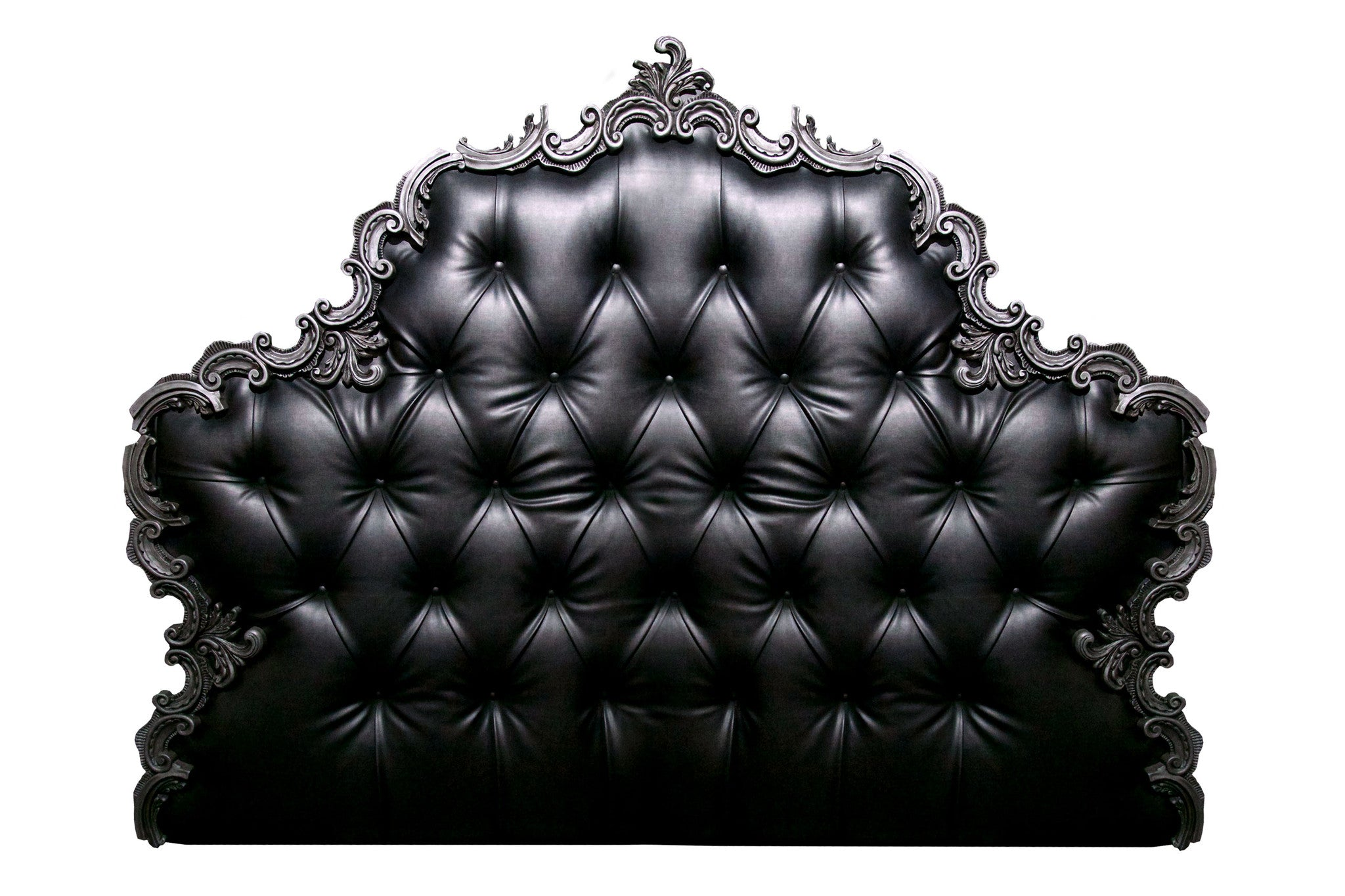 French Tufted Headboard