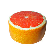 "Red Grapefruit 36"" Ottoman"