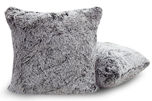 Open image in slideshow, Grey Alpaca Pillow