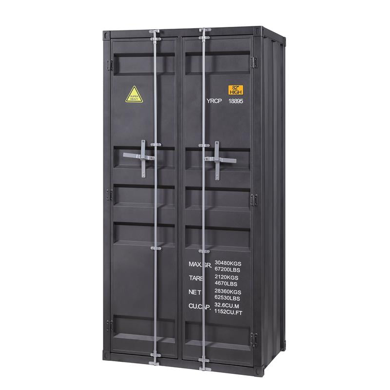 Double Door locker cabinet