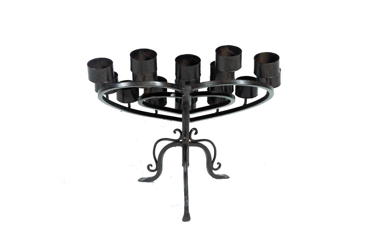 HeartShaped Candle Table Stand