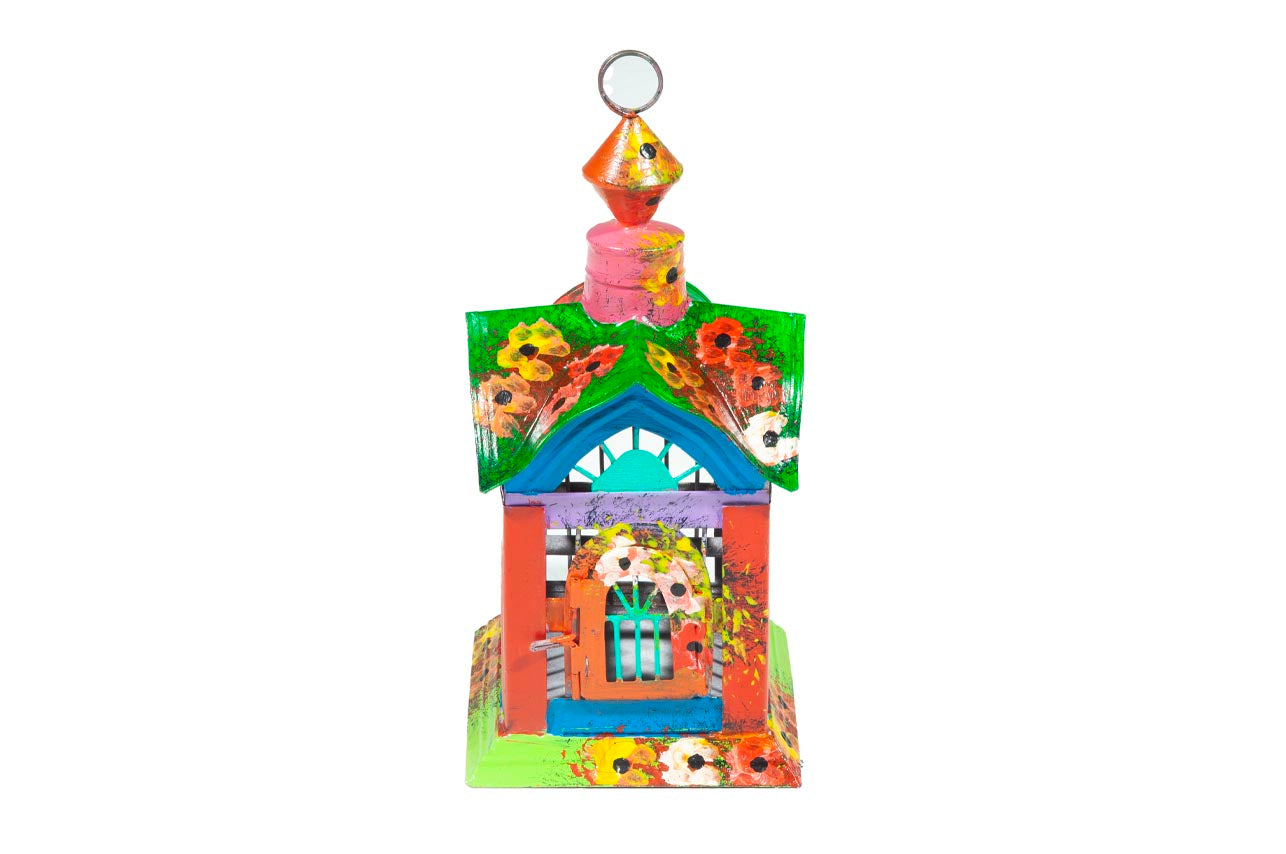 Colorful Birdcage- Small