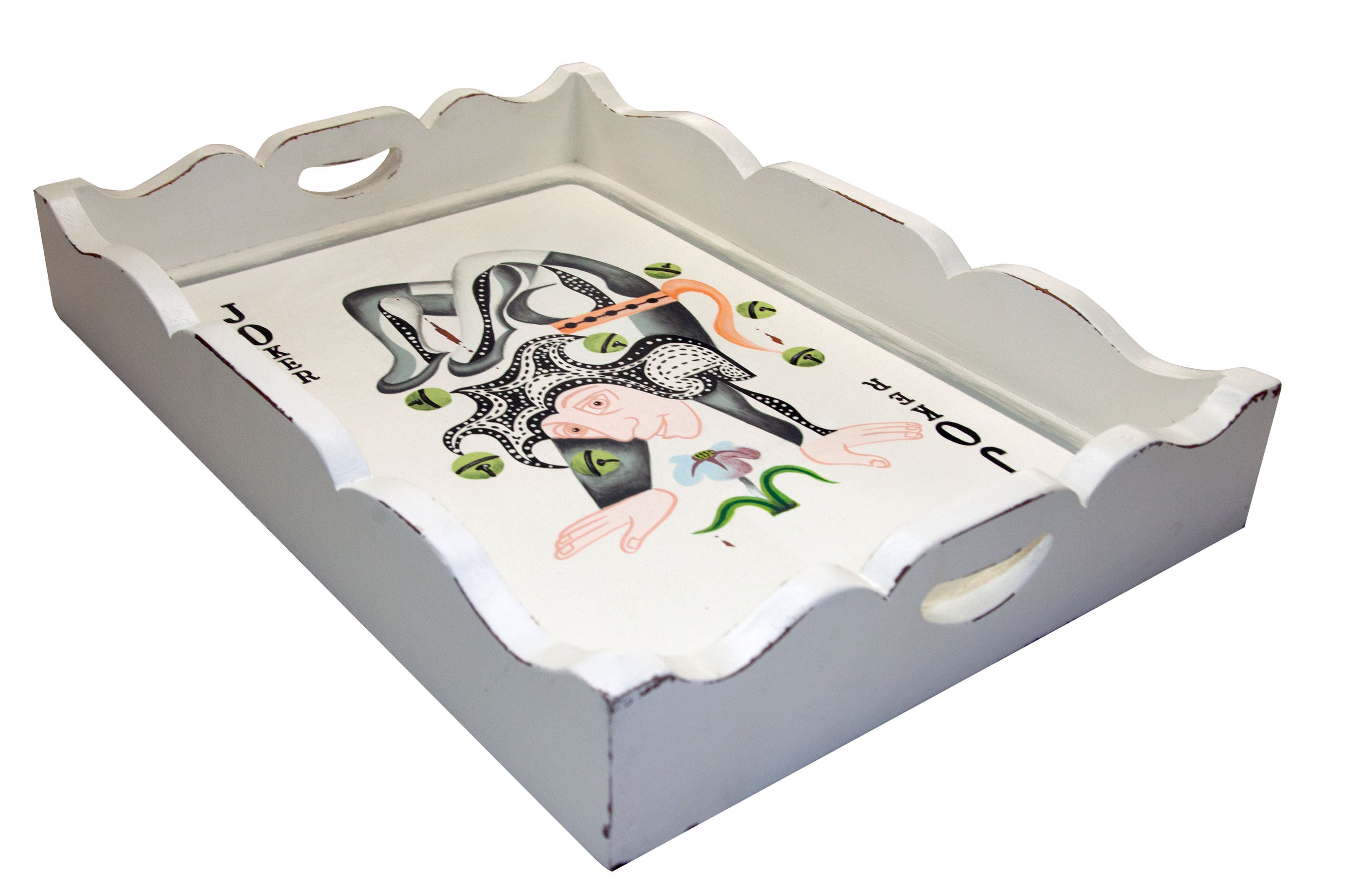 Joker Serving Tray