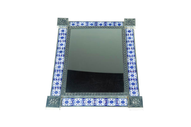 Tiled Rectangle Mirror #34