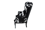 Black Octopus Tentacle Chair