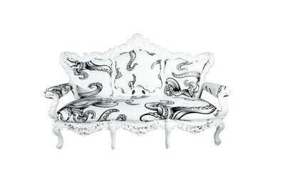 White Tentacle Octopus Sofa