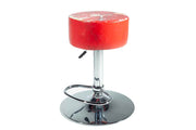 Pomegranate Barstool