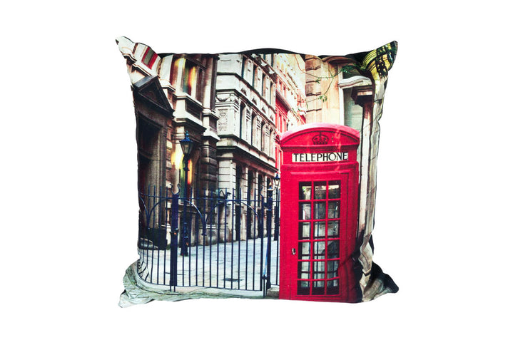 PhoneBooth Pillow