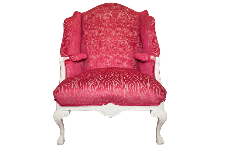 Pink London Armchair