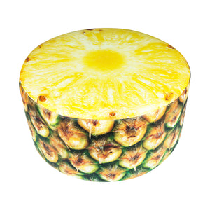 Open image in slideshow, PineApple Ottoman