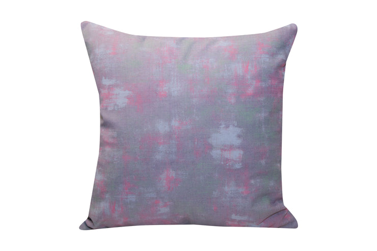 Purple Grunge Pillow
