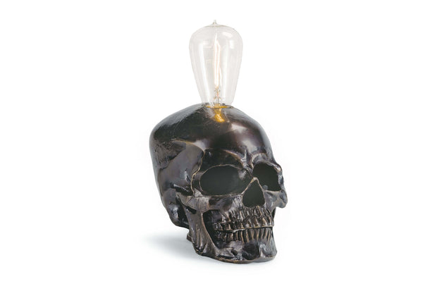Skull Head Night Light