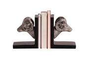 Ram Head Bookends