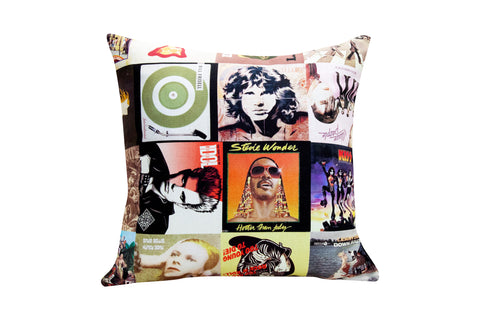 Album Cover Pillow