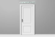 Positions White (Single Door)