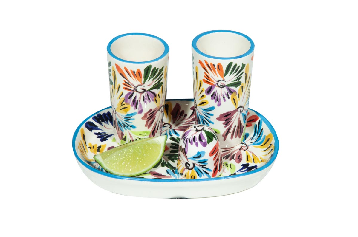 Tequila Shot Kit (Set of 4)