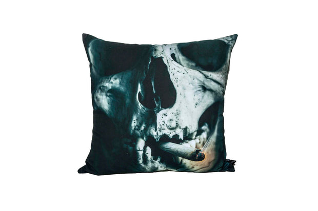 Smoked to Death Pillow