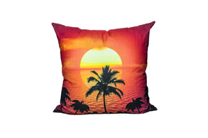 Sunset Pillow