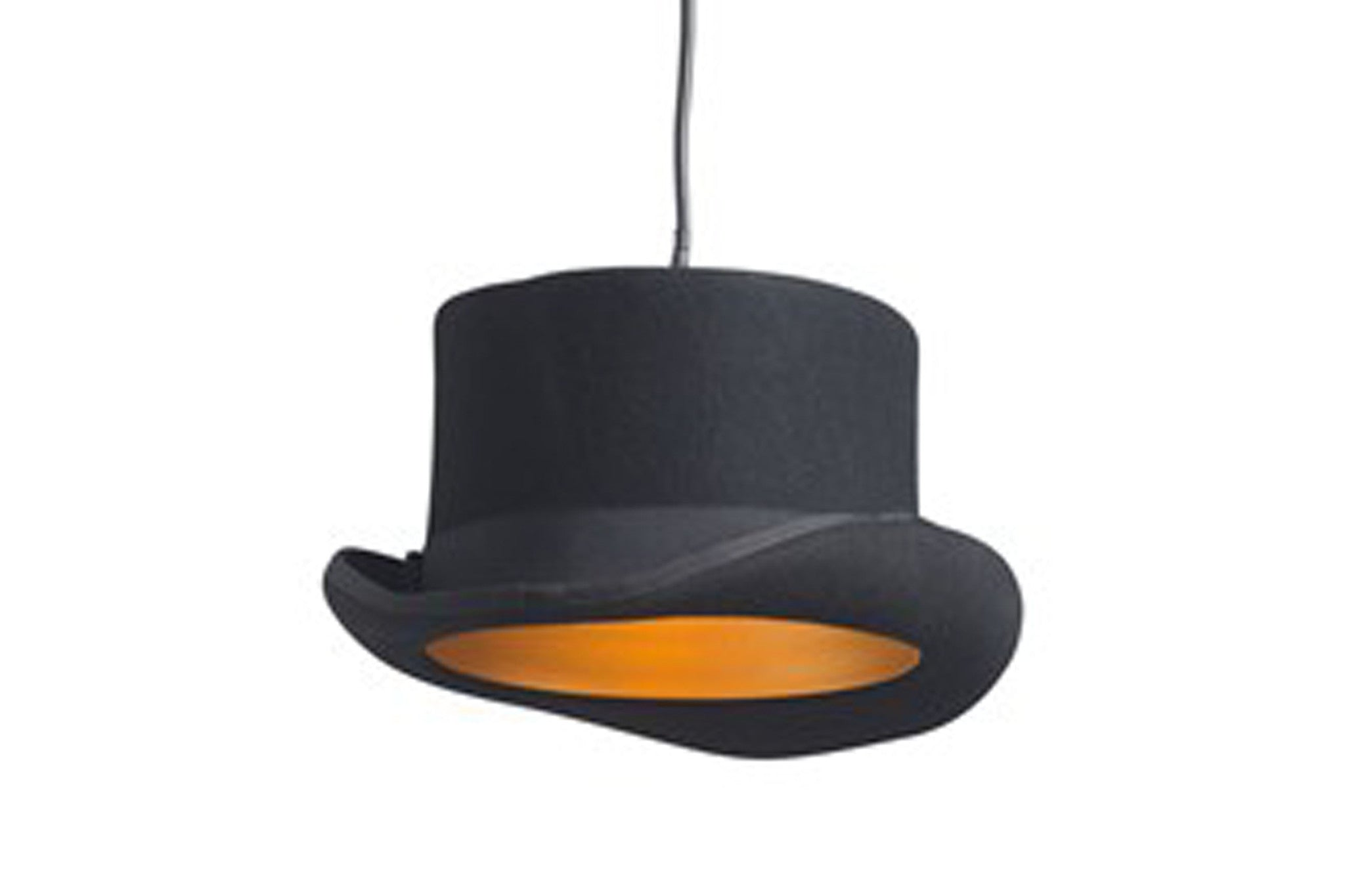 Gentleman's Top Hat Pendant