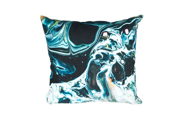 Oil Spill 2 Pillow