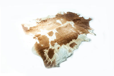 White & Tan Animal Hides