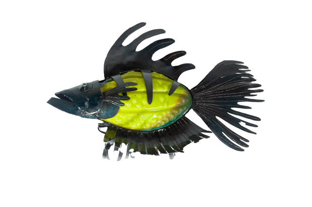 Betta Fish Hand-Blown Glass