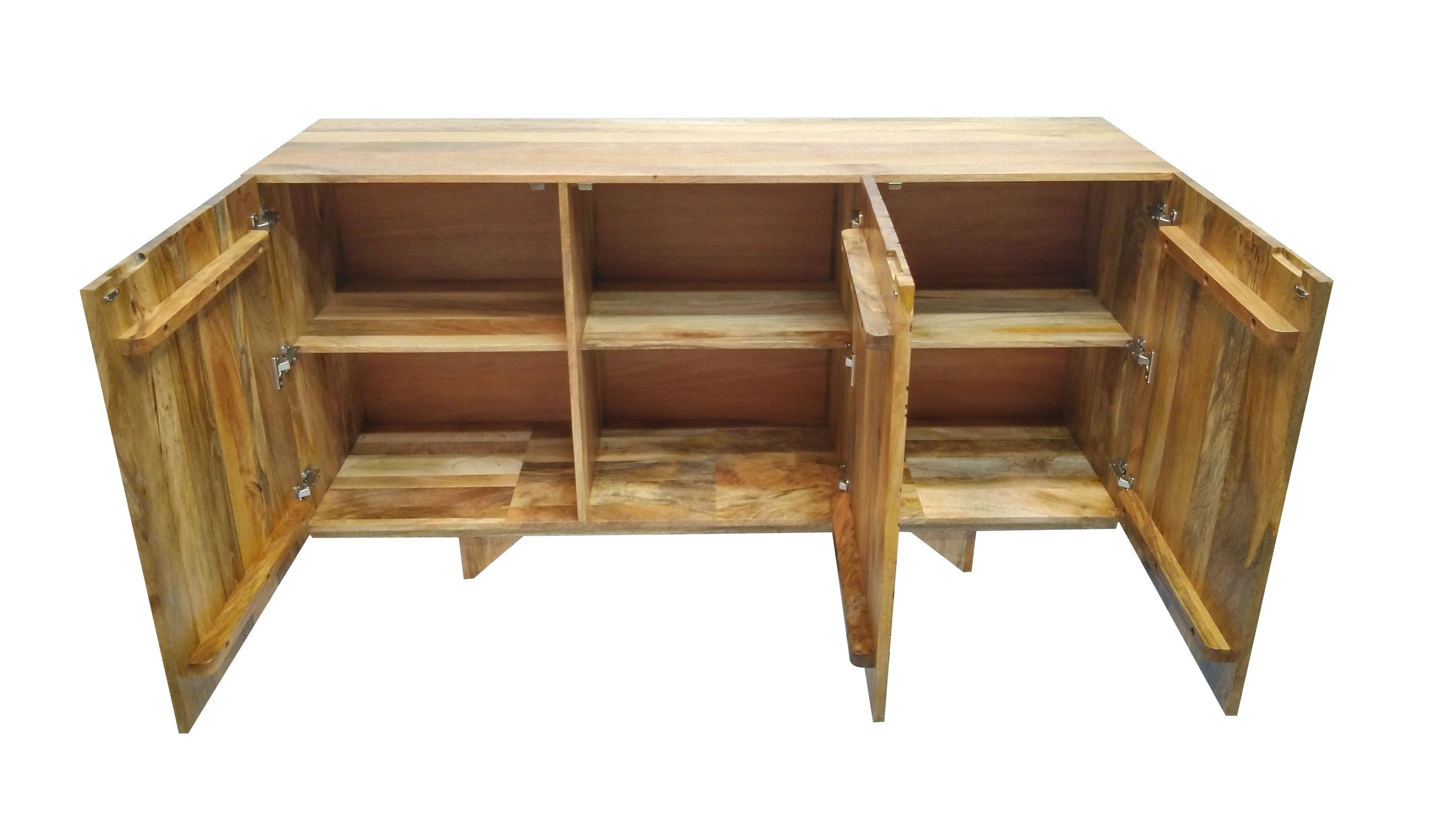 Duchess Console Table (Mango Wood)