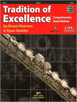 Tradition Of Excellence: Flute Book 1